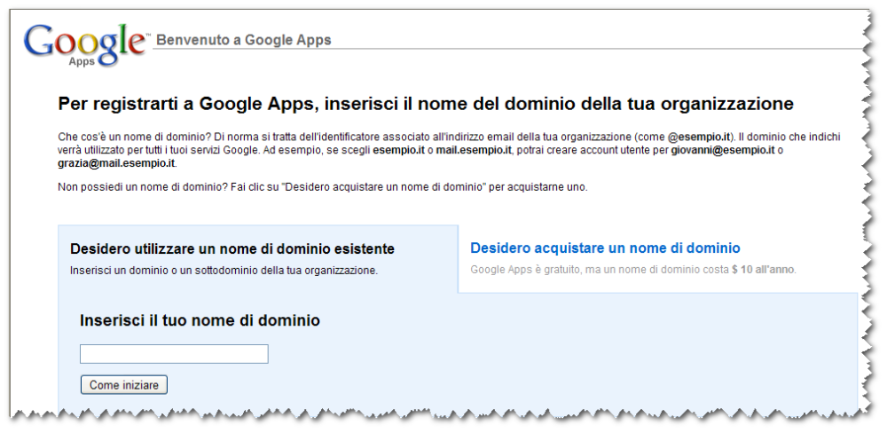 Exchange Server Vs Gmail - Parte Prima (2/5)
